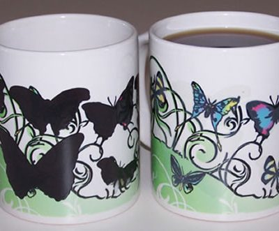 WonderMugs; Color Changing Mugs; Magic Mugs