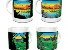 Gone Hunting Color Changing Mug