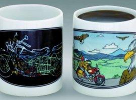 The Motorcycle Coffee Mug