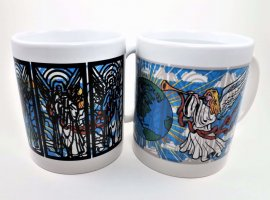 Angels Coffee Mug - Joy to the World